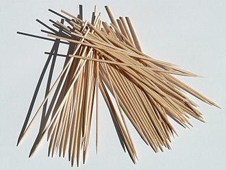 Skewer - Wooden skewers