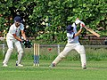 Woodford Green CC v. Hackney Marshes CC at Woodford, East London, England 097.jpg