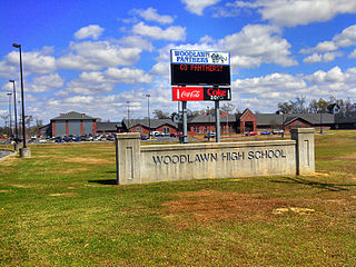 Woodlawn High School (East Baton Rouge Parish, Louisiana) Public school