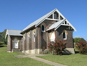 Woolbrook, New South Wales - St John's church