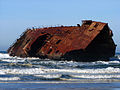Wreck off Coos Bay, Oregon.jpg