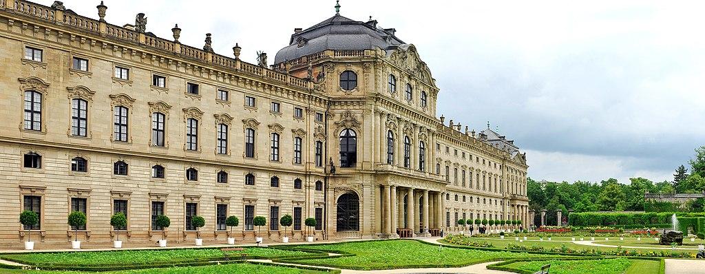 Wurzburgo, palacio 03