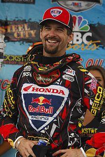 Kevin Windham motocross racer
