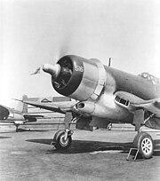 XF4U-3 NAN6 46