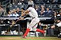 Xander Bogaerts batting in game against Yankees 09-27-16 (11).jpeg