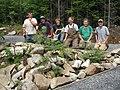 YCC on Mud Pond Trail (9444972326).jpg