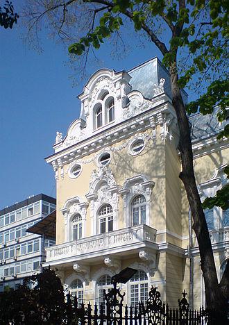 Friedrich Grünanger - Image: Yablanski house