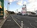 Yamaguchi Prefectural Road No.248 near Kajikuri-Godaichi Station.jpg