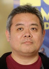 Yasuhiro Nightow - Lucca Comics & Games 2015.JPG
