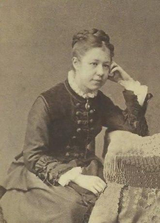 Yelena Polenova - Yelena Polenova (1874)