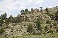 Yellowstone River valley badlands near Miles City Montana 003 - 2013-07-03.jpg