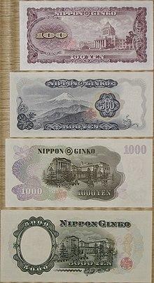 billet de 100 yen