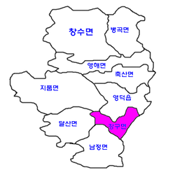 Yeongdeok map-ganggu-myeon.png