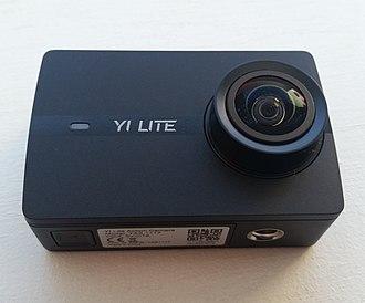 YI Technology - Yi Lite Action Camera