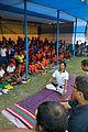 Yoga Demonstration - Football Workshop - Nisana Foundation - Sagar Sangha Stadium - Baruipur - South 24 Parganas 2016-02-14 1374.JPG