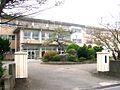 Yonago city Hiezu village Minokaya junior high school.jpg