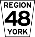 York Regional Road 48.svg