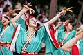 Yosakoi Performers at Kochi Yosakoi 2006 37.jpg