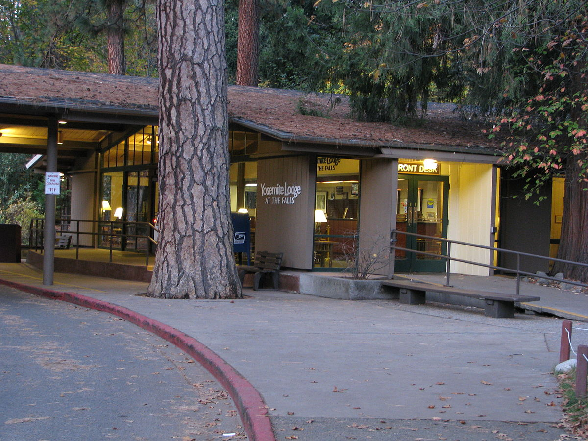 Yosemite valley lodge wikip dia for Yosemite valley cabins