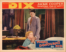 Young Donovan's Kid lobby card.JPG