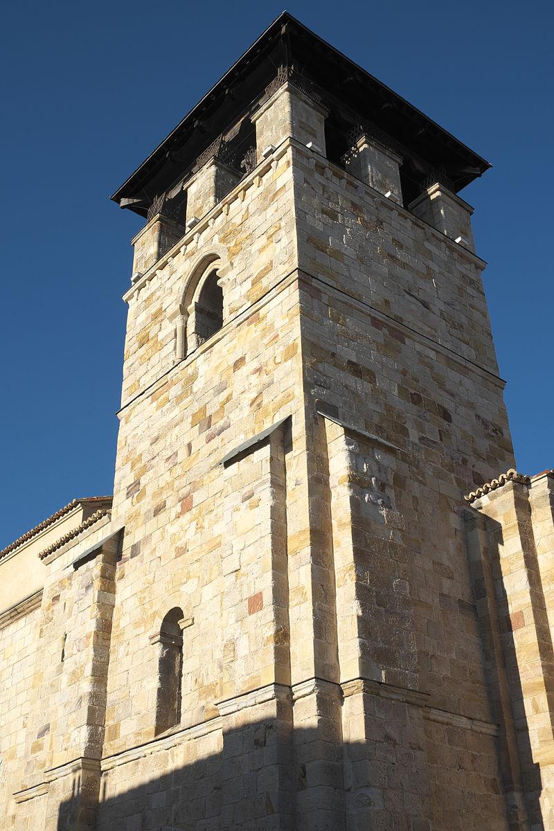 Zamora Santa María de la Horta Torre 823.jpg