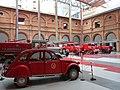 Zaragoza - Museo Bomberos - Turismo C-1 Citroën (1966) (04).jpg
