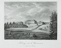 Zentralbibliothek Solothurn - Auberge sur le Weissenstein prés de Soleure - a0270.tif