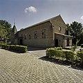 Zicht op kerk met ingangspartij - Marknesse - 20409865 - RCE.jpg