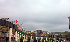Greater Toluca - Central Square, Zócalo, of the city of Toluca