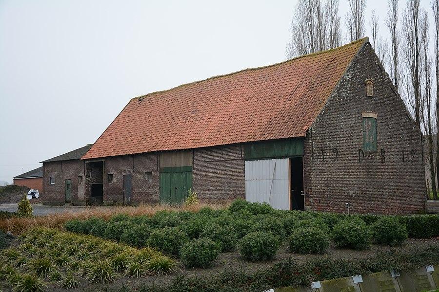Bijgebouw hoeve, Zuidstraat 80, Kaprijke