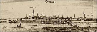 Zutphen - Zutphen (1654)