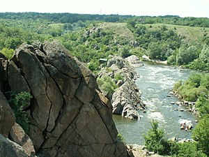 Seven Natural Wonders of Ukraine - Valley of Mertvovod.