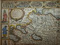 """Asia with the Islands adioyning described...,"" a map by John Speed, c.1626 - northwest.jpg"