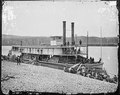 """Missionary"" (transport steamer) on Tenn. River - NARA - 528935.tif"