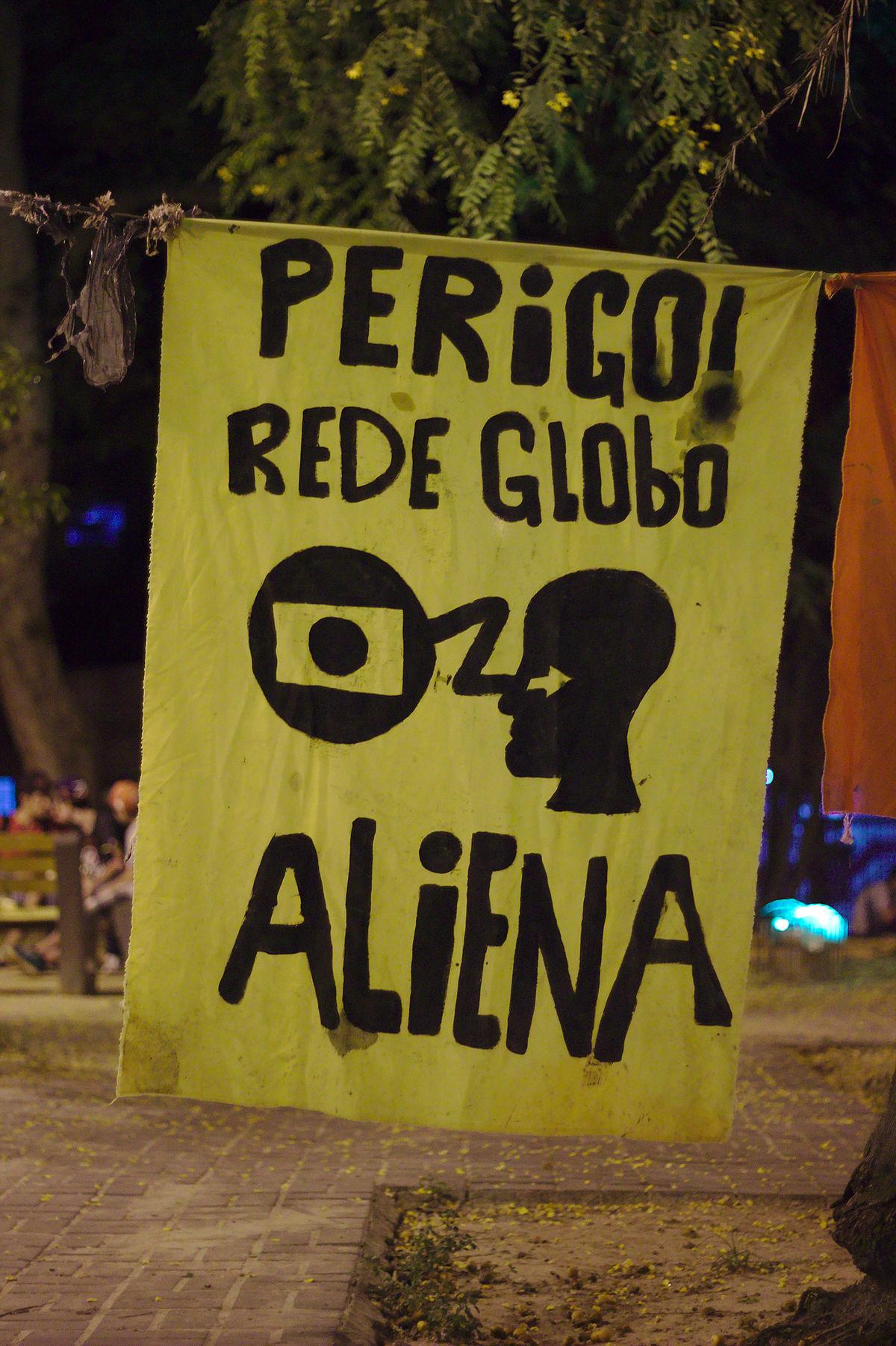 Criticism of TV Globo - Wikipedia