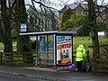 """Sorted"", Hospital Road, Omagh - geograph.org.uk - 1201796.jpg"