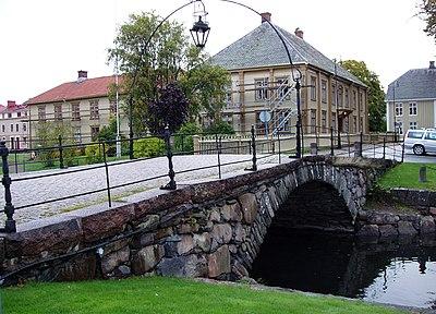 Åmåls centrum