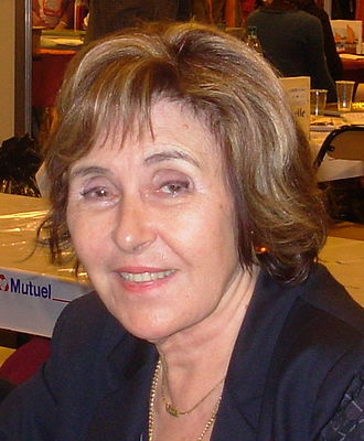 Édith Cresson - Image: Édith Cresson (cropped)