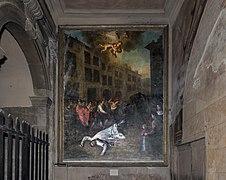 Église Saint-Félix de Saint-Félix-Lauragais - Interior - Martyr de saint-Felix par Jean Artigue.jpg