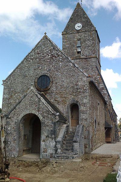 Église Saint-Germain de fr:Trelly