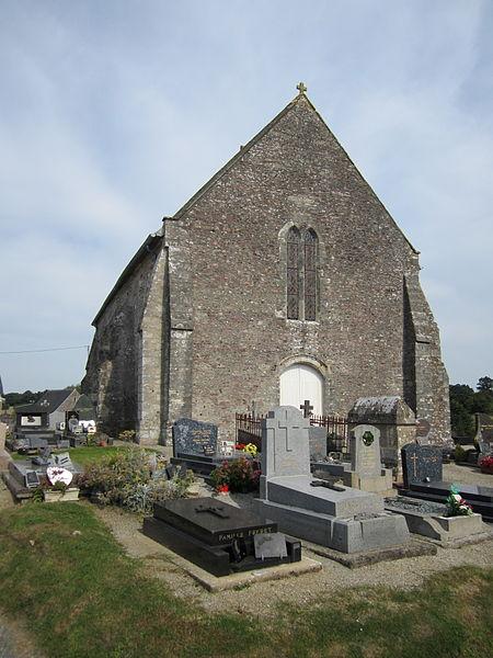 Église Saint-Manvieu de fr:Gonfreville