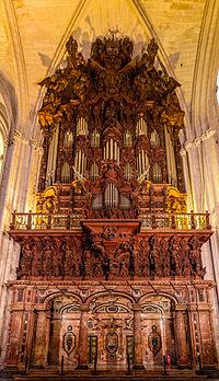 Catedral de sevilla wikipedia la enciclopedia libre - Diseno interiores sevilla ...