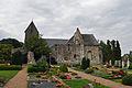 Østermarie Kirche, Bornholm (2012-07-11), by Klugschnacker in Wikipedia (3).JPG