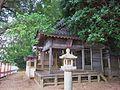Ōyamazumi-jinja keigaisessha (Anaba-jinja).JPG