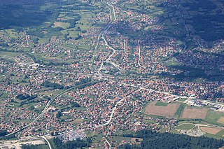 Živinice City in Federation of Bosnia and Herzegovina, Bosnia and Herzegovina