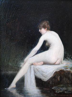 Iakovos Rizos - Image: Γυναικείο γυμνό