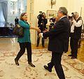 Συνάντηση ΥΠΕΞ κ. Ν. Κοτζιά με Βοηθό ΥΠΕΞ για Ευρωπαϊκές και Ευρασιατικές Υποθέσεις των Η.Π.Α. κα V. Nuland (Αθήνα, 21.10.2015) (22172147959).jpg