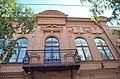 Балкон фасада дома Колмогоровых.JPG