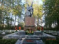 Братська могила радянських воїнів та пам'ятник воїнам-землякам, с.Шкуратівка.jpg