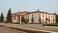 Вокзал станції Ясинувата-Пасажирська.jpg